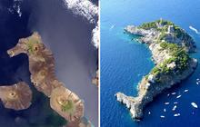 """Đủ loại hình dáng từ cute đến… """"rùng mình"""" của 10 hòn đảo độc đáo nhất thế giới, trong đó có 1 cái tên đến từ Việt Nam"""