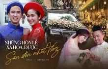 Hồi hộp chờ hôn lễ Đông Nhi - Ông Cao Thắng, điểm lại 5 đám cưới xa hoa nhất Vbiz: Toàn đầu tư tiền tỷ, an ninh thắt chặt tuyệt đối