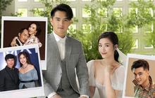 """Sao Vbiz """"rần rần"""" khoe thiệp mời đám cưới của Đông Nhi: Từ ca sĩ, diễn viên, MC,... là những ai mà danh sách lên tới 200 người?"""