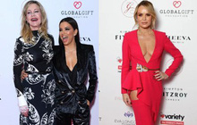"""Thảm đỏ hot nhất hôm nay: Sao nữ Hollywood chiếm spotlight của mỹ nhân """"bà nội trợ kiểu Mỹ"""" Eva Longoria vì lộ gần hết vòng 1"""