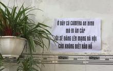 Lời nhắn nhủ của gia chủ dành cho những tên trộm có liêm sỉ và biết xấu hổ khiến dân mạng bật cười