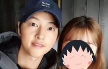 Hình ảnh mới nhất của Song Joong Ki hậu ly hôn: Mặt tròn xoe, còn chủ động làm một điều khi selfie với fan nữ