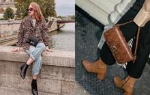 Boots + quần dài: Công thức chưa bao giờ hết hot nhưng mix theo 3 cách này mới là chất nhất