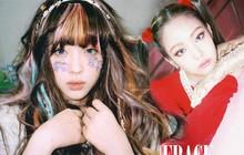 """Có rất nhiều sao Hàn """"lên hương"""" nhan sắc nhờ lens xanh nhưng đỉnh nhất vẫn là dàn mỹ nhân SM"""