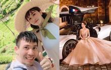 Mina Phạm khoe ảnh với siêu xe bên caption sưu tầm, ngó sang Minh Nhựa chơi hẳn quote tiếng Anh nhưng quên ghi trích dẫn rồi kìa!