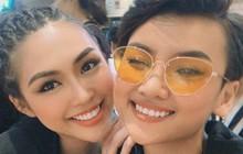 Hoa hậu Hoàn vũ VN: Hậu drama giành giày, Mỹ Khôi đăng ảnh thân thiết xóa bỏ nghi vấn cạch mặt Tường Linh