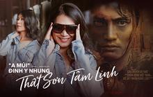 """""""A Múi"""" Đinh Y Nhung gặp khó khăn khi đóng cảnh nóng trước mặt chồng và bị trục trặc cảm xúc sau Thất Sơn Tâm Linh"""