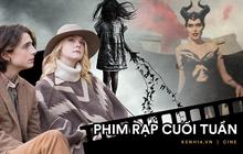 """Phim rạp cuối tuần: Không khí Halloween đổ bộ, """"Chị đại"""" Angelina Jolie chiếm trọn spotlight với Maleficent 2"""