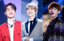 BXH idol nam hot nhất: Sau thời gian dài bị bỏ xa, Baekhyun (EXO) cuối cùng đã đọ lại được đối thủ BTS, nhưng vẫn thua 1 mỹ nam