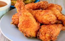 """Làm gia tăng nguy cơ ung thư, có nên nói """"không"""" với ăn thịt gà?"""