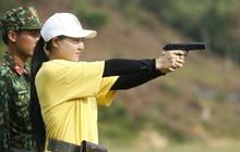 Thanh Hương (Quỳnh búp bê), Vương Anh (Về nhà đi con), hot streamer Độ Mixi... đối đầu trong show thực tế bắn súng