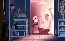 Khi chồng có thu nhập kém hơn vợ: Người đàn ông sẽ làm gì trong tình huống đó?