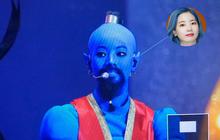 """Tấu hài cực mạnh: Dahyun (TWICE) giật trọn spotlight cuối tuần với hình tượng """"cô bé đô con"""" Thần Đèn tại sân khấu fanmeeting mới nhất"""