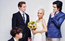 Thủy Muối trong bộ ảnh xúc động cùng nhạc sĩ Phạm Toàn Thắng và Vlogger JVevermind: Chẳng cần mái tóc, người phụ nữ sẽ luôn đẹp nhất
