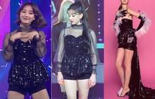 """Cắt váy 40 triệu VNĐ thành áo ngắn cũn cho Jihyo, stylist của Twice lại bị chê """"chỉ giỏi phá"""""""