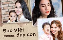 Những cách dạy con gây tranh cãi của sao Việt: Thủy Tiên, Phạm Quỳnh Anh khéo là thế vẫn bị chê trách, nhưng chưa đáng sợ bằng sự cố của Thu Thủy