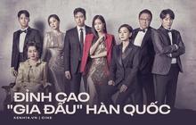 """Bom tấn truyền hình Graceful Family: Hít drama """"thủng phổi"""" với màn cung đấu của gia đình thượng lưu xứ kim chi"""