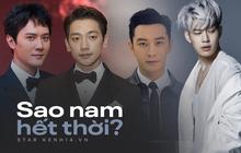 Suốt ngày bị cà khịa là hết thời nhưng 4 sao nam này vẫn cưa đổ những mỹ nhân hàng đầu showbiz được cả châu Á ngưỡng mộ
