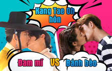 """Nụ hôn đam mỹ mới của Kang Tae Oh """"ăn đứt"""" màn khóa môi lãng mạn với Nhã Phương rồi này!"""