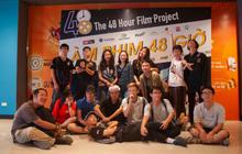 """""""Đạo cụ con heo"""" gây sốc trong loạt phim 48 giờ, dự án làm phim ngắn Việt tiếp tục thu hút chú ý lớn"""
