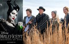 """Maleficent đánh bay binh đoàn diệt Zombie của Emma Stone, nhưng doanh thu mở màn """"héo"""" hơn hẳn phần 1"""