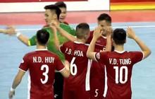 Đội tuyển futsal Việt Nam xuất sắc đánh bại Australia ở trận ra quân AFF Futsal Championship 2019