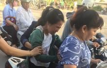 TP.HCM: Chồng bị xe đâm tử vong trên đường đi làm, vợ khóc ngất tại hiện trường