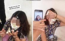 Trét nguyên cái bánh kem lên mặt cô giáo trong tiệc 20/10, lớp học bị dân mạng chỉ trích dữ dội vì vô ý thức