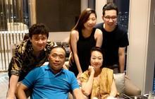 Netizen liên tục thắc mắc vì Hari Won lần đầu vắng mặt trong tiệc sinh nhật mẹ Trấn Thành