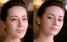 Tranh cãi vẻ đẹp của Địch Lệ Nhiệt Ba trong quảng cáo mới: Nhan sắc phải chăng đã hết thời?