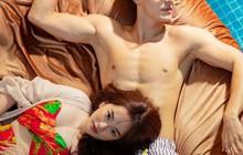Đỏ mặt nhìn Kaity Nguyễn thân mật cùng cực phẩm nam thần người Nga bên hồ bơi trong MV debut!