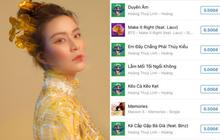 """""""Duyên Âm"""" hay """"Em Đây Chẳng Phải Thuý Kiều"""", ca khúc nào đang quán quân bảng xếp hạng Itunes và có khả năng được Hoàng Thùy Linh quay MV tiếp theo?"""
