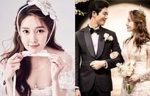 Cựu thành viên bị bắt nạt của T-Ara tung ảnh trong đám cưới như cổ tích, nhan sắc chồng khiến fan trầm trồ