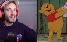 """Streamer số 1 thế giới bị """"nghỉ chơi"""" ở Trung Quốc vì... cười hùa theo ảnh chế gấu Pooh"""