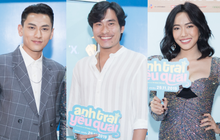 Họp báo Anh Trai Yêu Quái: Isaac - Diệu Nhi không áp lực đóng remake, Kiều Minh Tuấn chỉ mong được yêu thương
