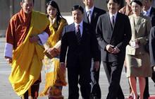 Hoàng tộc khắp thế giới tụ hội mừng Nhật hoàng Naruhito đăng quang