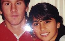 """Messi đăng ảnh chụp cùng vợ thời """"trẻ trâu"""": Dân mạng tưởng anh muốn """"dìm hàng"""" nhưng ẩn sau là một bài học về sự chung thủy"""