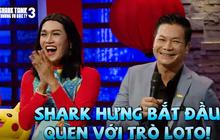 Chết cười khi xem Lộ Lộ dụ các Shark vốn nổi tiếng khó tính... hát lô tô!