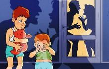10 sai lầm cha mẹ ly hôn thường mắc phải có thể gây ám ảnh và tổn thương cả đời lên con trẻ