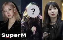 Đội hình SuperM phiên bản nữ do Eric Nam lựa chọn: Thành viên BLACKPINK và Red Velvet chiếm 4 vị trí, trùm cuối là một vocal siêu khủng
