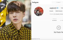 Showbiz đang loạn, Ahn Jae Hyun có động thái gây hoang mang trên Instagram
