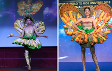 """Choáng với bộ sưu tập thời trang tái chế của sinh viên sang chảnh như thi Miss Universe, đã mắt nhất là bộ """"bánh mì"""" của H'hen Niê"""