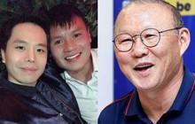 """Khoe ảnh thân thiết với thành viên U23 Việt Nam, Trịnh Thăng Bình bất ngờ """"trách"""" HLV Park Hang Seo vì điều này!"""