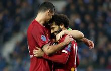 Trở lại sau hơn 1 năm vắng mặt vì chấn thương tai ác, ngôi sao này lập tức đóng góp cú đúp siêu phẩm giúp Liverpool thắng tưng bừng ở Champions League