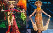 Top 20 Quốc Phục đẹp nhất Miss Grand: Kiều Loan gặp sự cố vẫn giữ vị trí cao, chỉ xếp sau duy nhất một thí sinh
