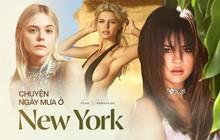 """Cả dàn sao """"Chuyện ngày mưa ở New York"""" đang gây bão vì nhan sắc: Nam chính lấn át cả Selena và nữ phụ cực phẩm"""