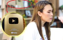 """Luôn giấu nhẹm lượng người đăng ký kênh Youtube, Mỹ Tâm bị hớ khi cover """"Anh Đợi Em Được Không"""" để fan soi ra có nút vàng từ bao giờ!"""
