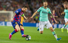 Video: Messi rê dắt bóng tuyệt đỉnh, lừa qua 3 đối thủ trước khi kiến tạo bàn thắng mang về 3 điểm hú vía cho Barcelona