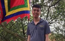 Nam thanh niên từng học Đại học Xây dựng được tìm thấy ở Hà Nội sau khi mất tích ở Thái Nguyên