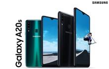 Tân binh sáng giá mới của Samsung: Galaxy A20s ấn tượng với 3 camera, màn hình lớn và sạc nhanh siêu tốc
